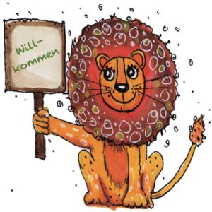 HGS Löwe Willkommen