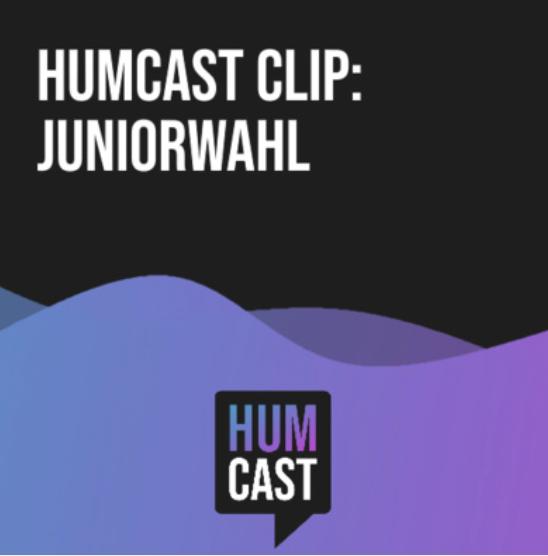 Humcast Juniorwahl